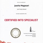 INTO Certificate