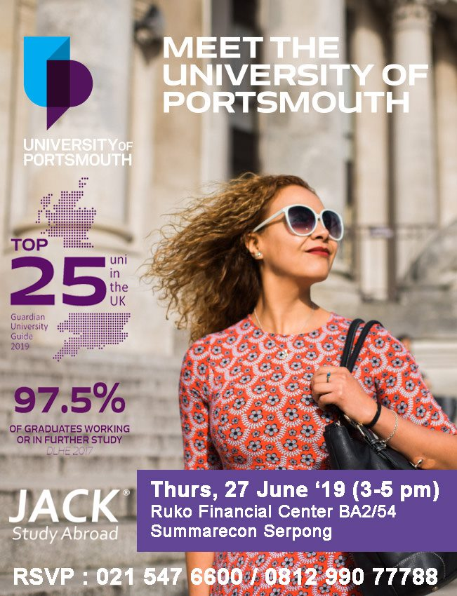 portsmouth info session