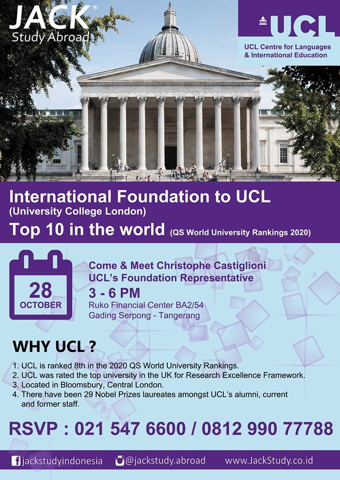 ucl info session