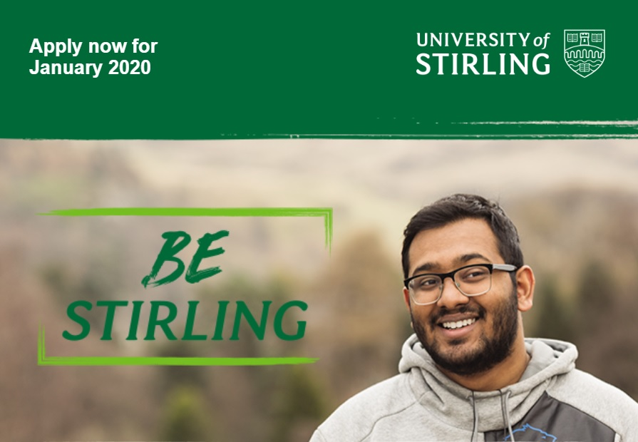 university of stirling scholarship