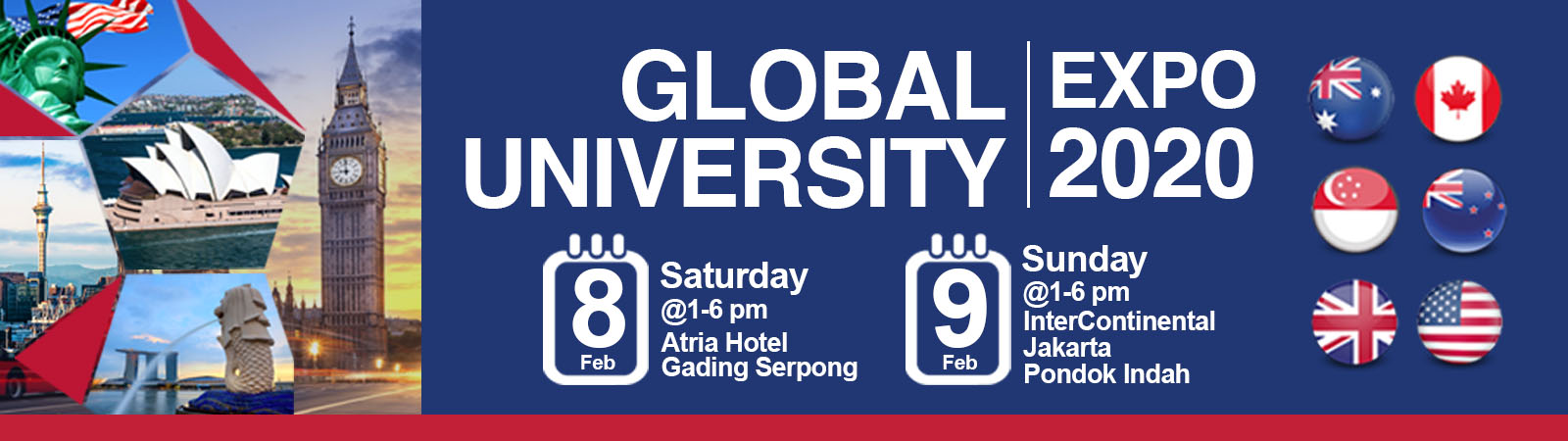global uni expo 2020