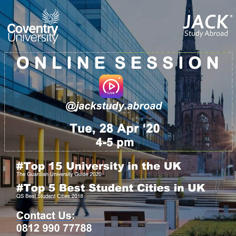 coventry info session