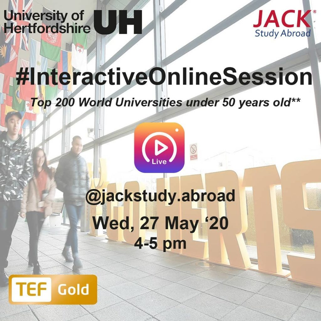 UH Online Session