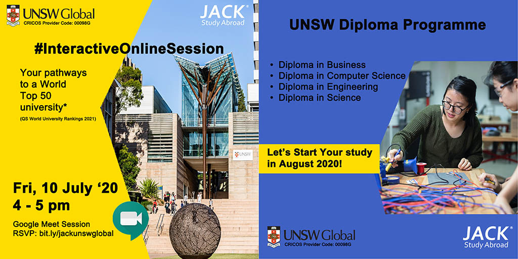 UNSW Global online session-01
