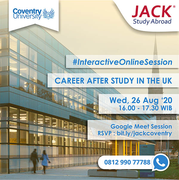 Coventry Online Session