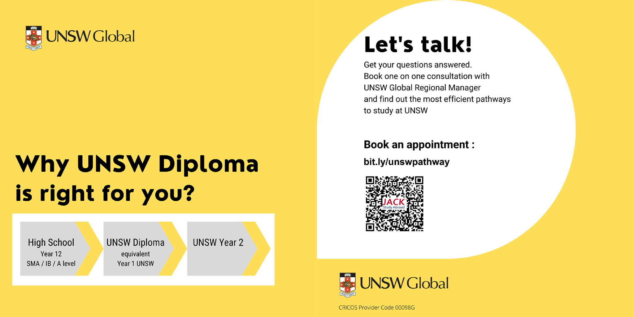 unsw global online session