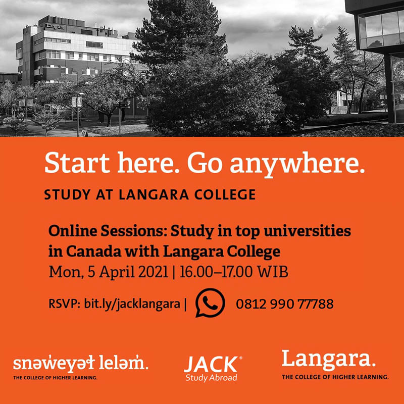 langara online session